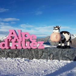 Sculpture Alpe d'huez