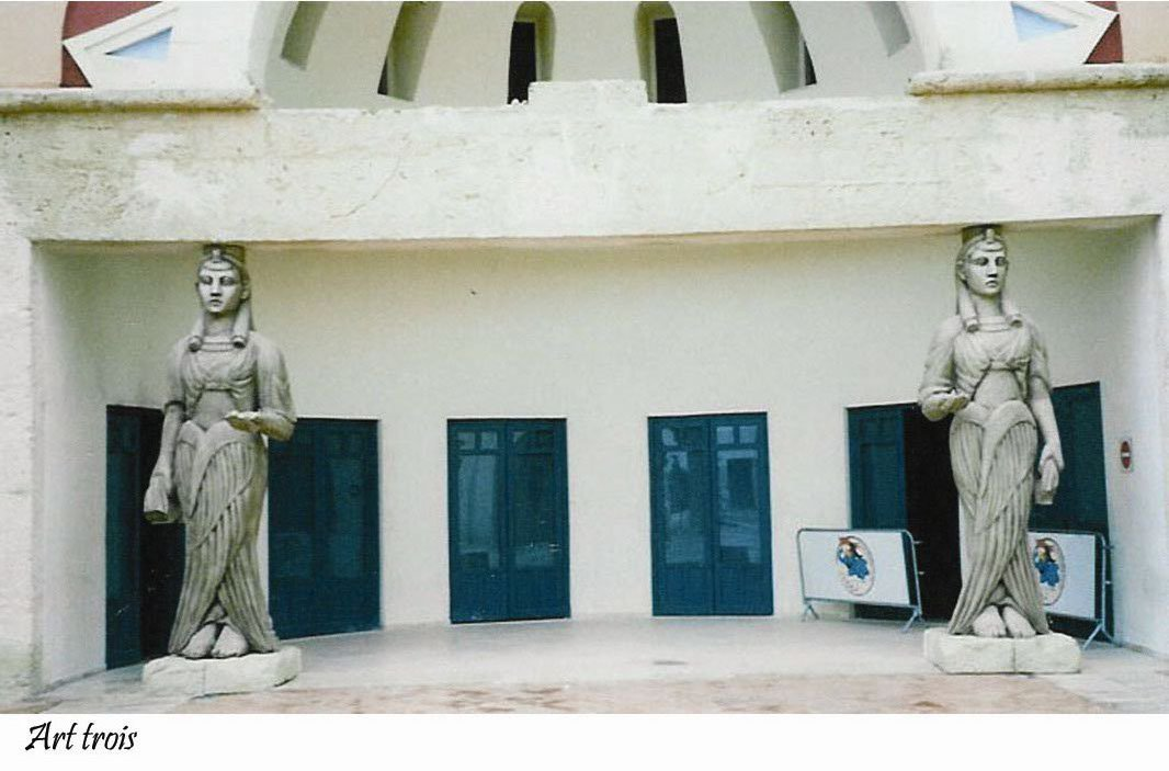 Carthage Lande Hammamet