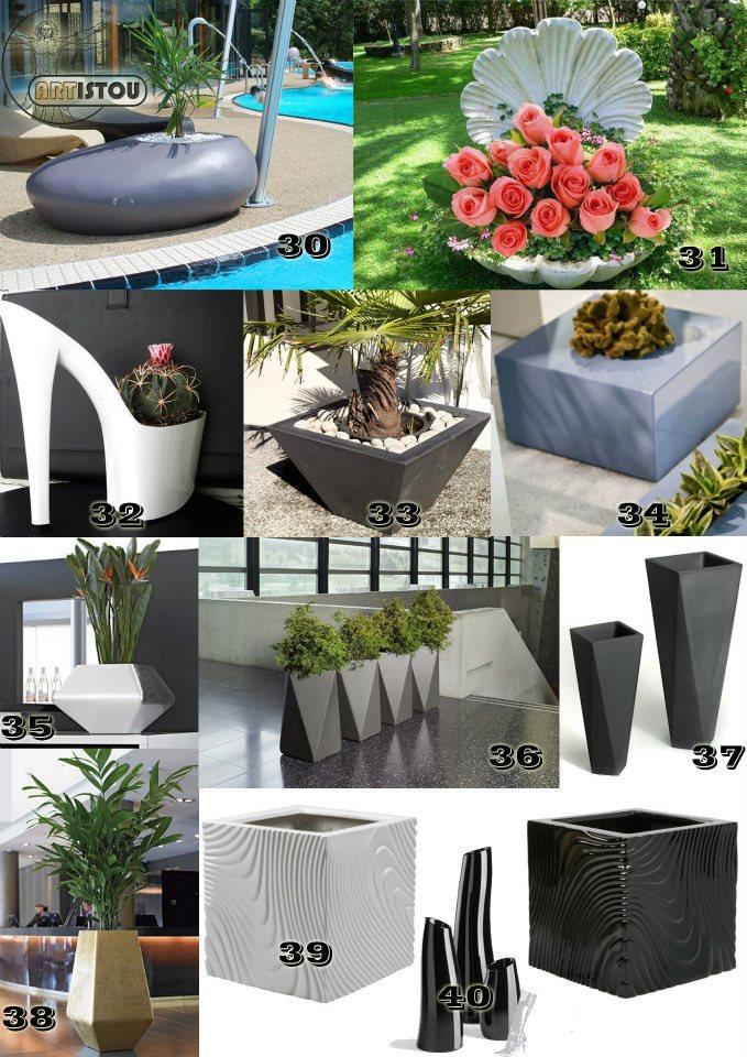 Design pot