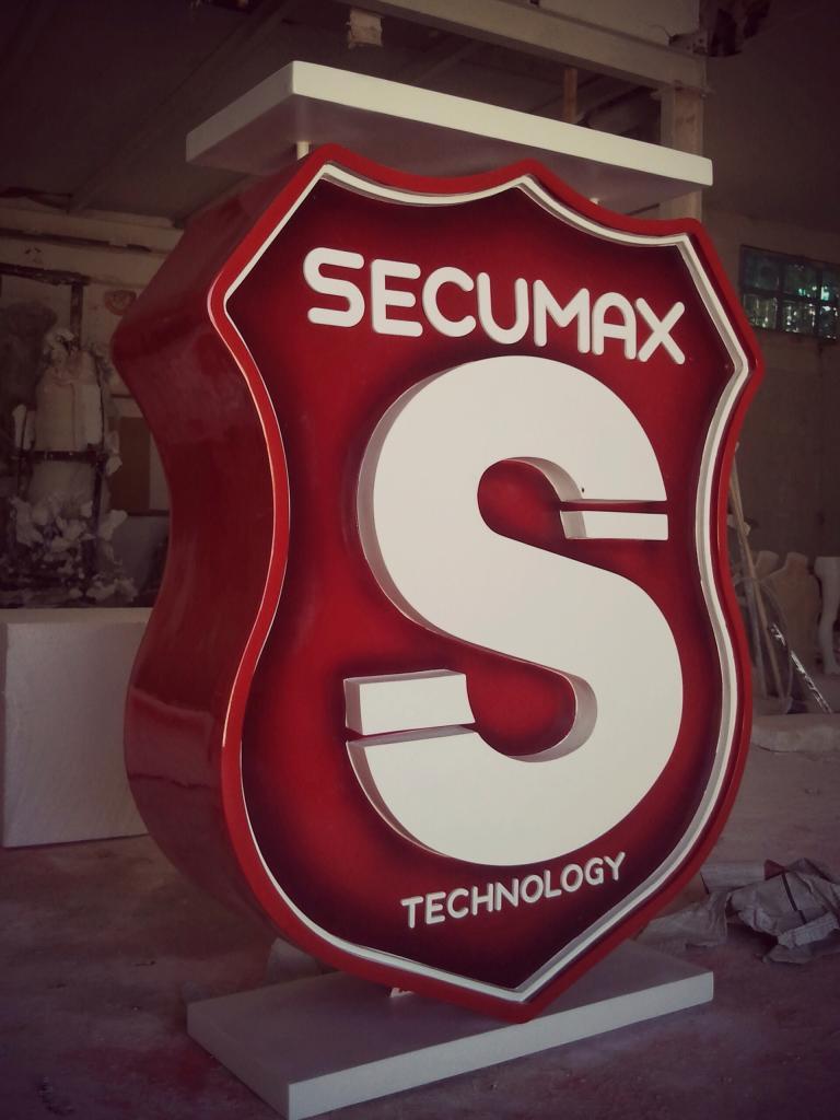 Enseigne Secumax