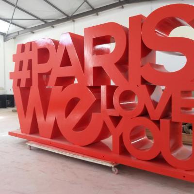 Ambassador #parisweloveyou Alliance 46.2