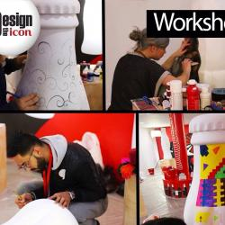 Concours Coca Cola Design the icon/artistoufrance