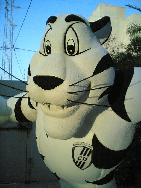 mascotte de foot1