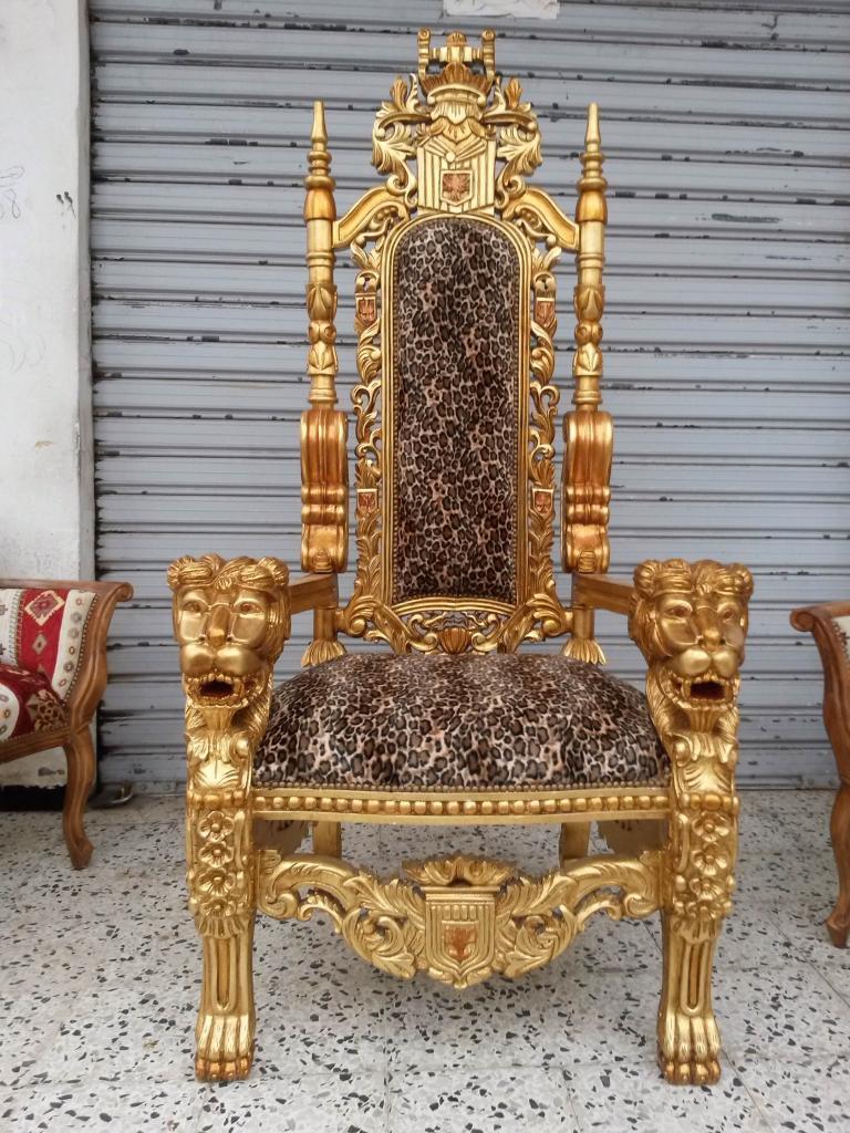 Trône Royal