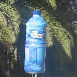 Bouteille d'eau Géante